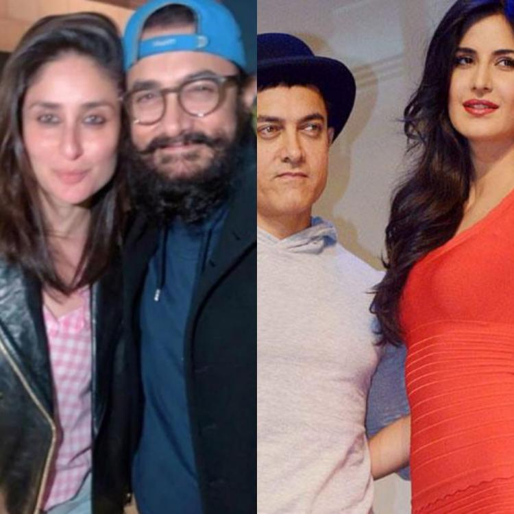 Aamir Khan with Kareena Kapoor Khan or Katrina Kaif; Which on screen pair do you love the most? COMMENT