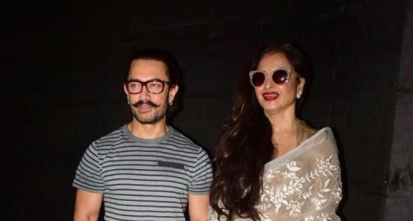 Do you know Aamir Khan has never worked with veteran actress Rekha due to THIS reason?