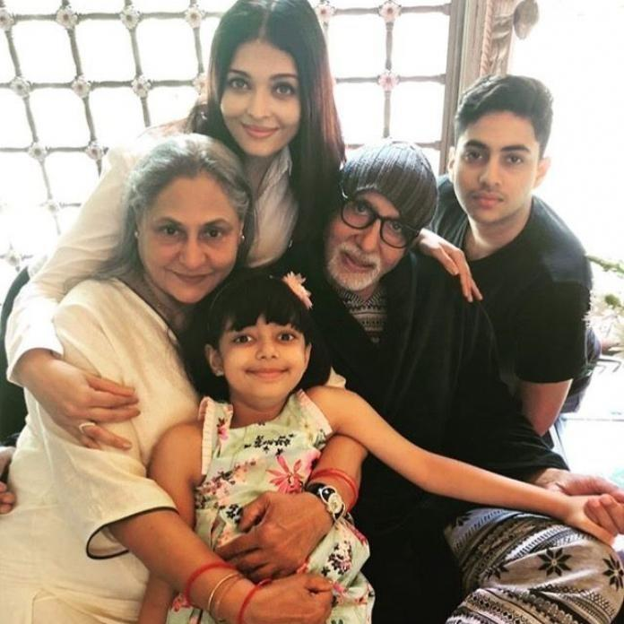 Amitabh Bachchan loves watching his films with his entire family ...