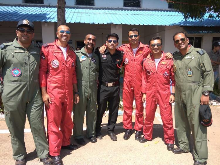 Wing Commander Abhinandan to be released by Pakistan tomorrow; South celebs hail the decision