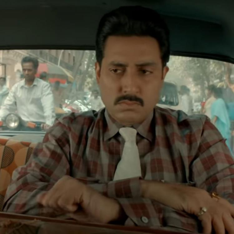 Abhishek Bachchan OPENS UP on playing Harshad Mehta in The Big Bull: Team made no attempt to whitewash him