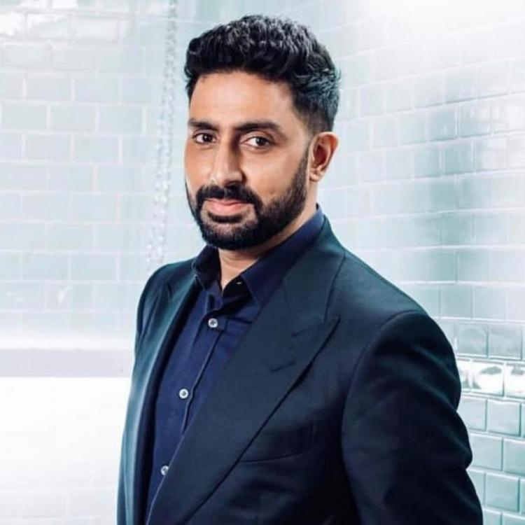 Abhishek Bachchan on his work life; says 'I try not to take my work home'