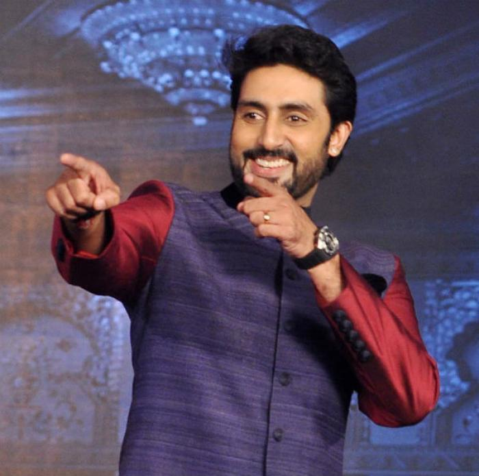 Abhishek Bachchan talks about the difficulties in portraying a character with split personality disorder