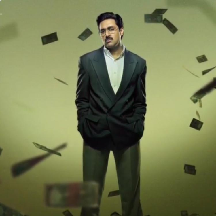 The Big Bull: Abhishek Bachchan's dialogue promo ahead of trailer launch is all about taking big risks; WATCH