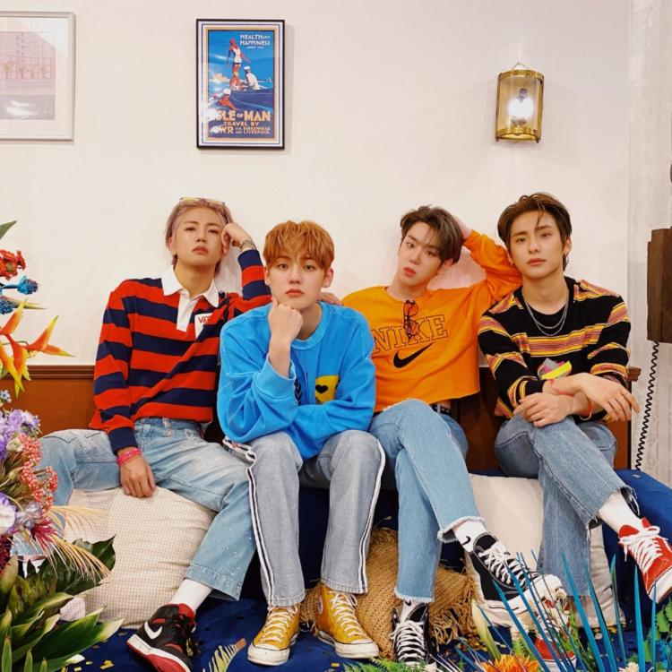 A.C.E debuted on May 23, 2017, with the single Cactus