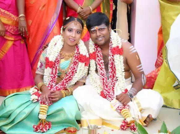 Actor Ashwin Raja gets married to his girlfriend amid lockdown in a low key ceremony