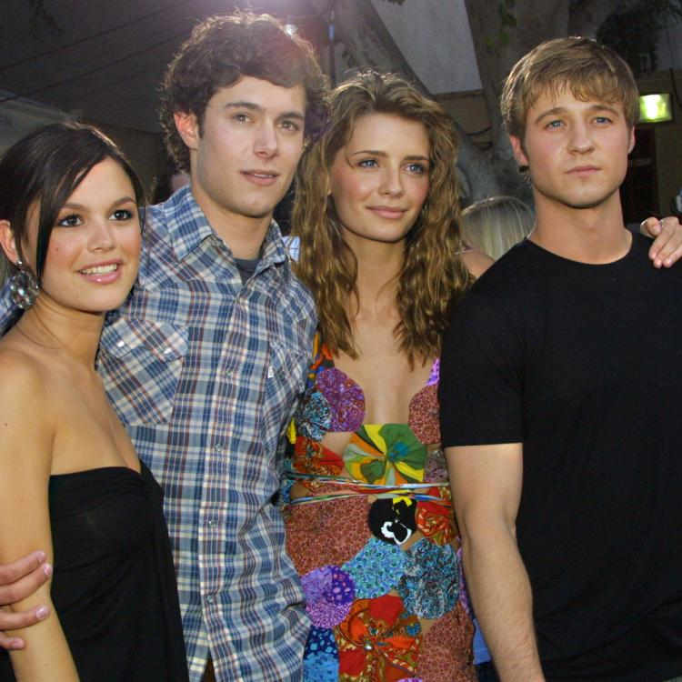 Adam Brody played Seth Cohen in The O.C.