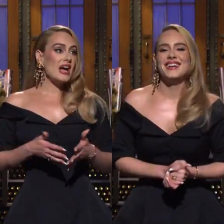 Adele on SNL this weekend