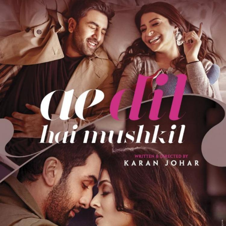 Tuesday Trivia: Did you know Karan Johar's Ae Dil Hail Mushkhil title derived its name from a 1956 song?