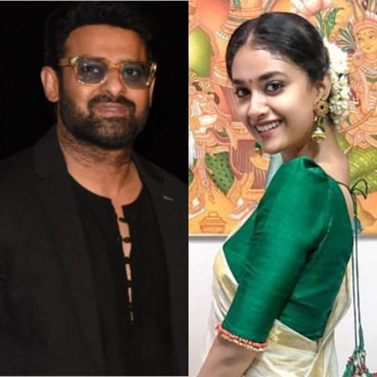 Adipurush: Keerthy Suresh approached to star opposite Prabhas in his next mega project?
