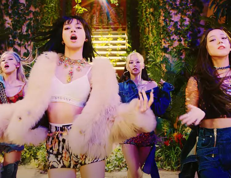 BLACKPINK commenced their three-part comeback with their pre-release single, How You Like That.
