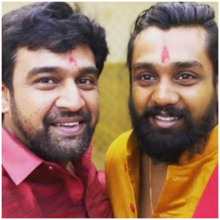 After Chiranjeevi Sarja's demise, brother Dhruva Sarja steps in to dub for his elder brother's film