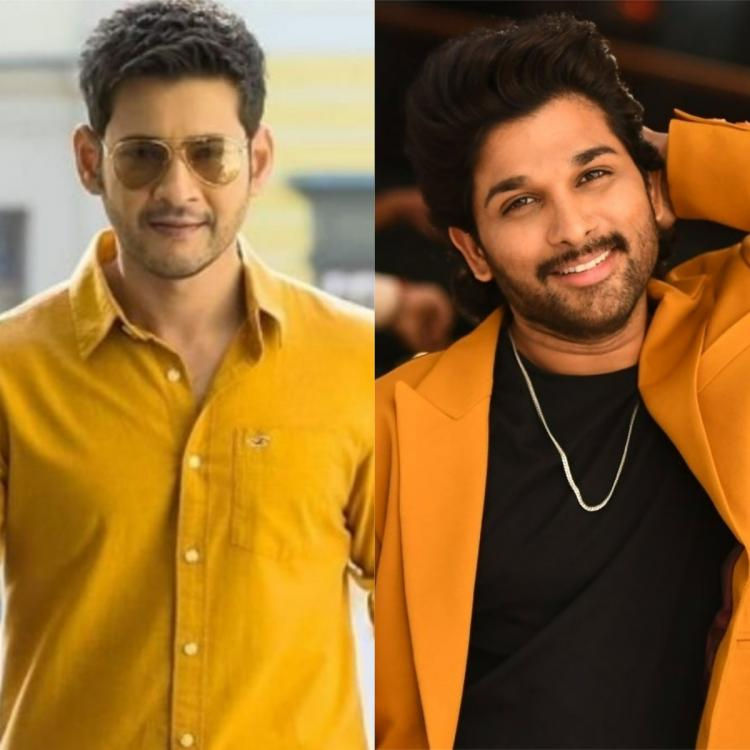 After Jr NTR and Ram Charan, Allu Arjun wants to act in multi starrer movie with Mahesh Babu?