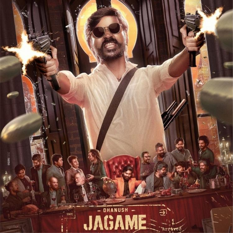 After Suriya's Soorarai Pottru, Dhanush's Jagame Thandhiram to get a direct release on OTT platform?