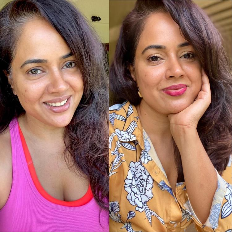 After viral video, Sameera Reddy posts an EMOTIONAL message: I was scared and could not hide anymore