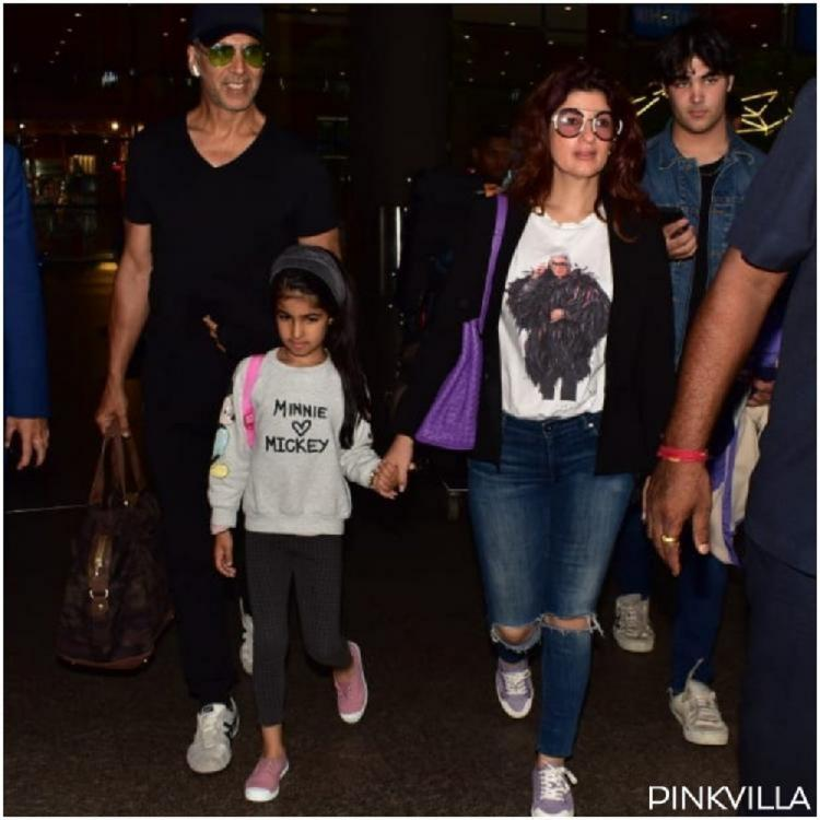 Ahead of Good Newwz, Akshay Kumar REVEALS how he plans to welcome the New Year 2020 with Twinkle Khanna & kids
