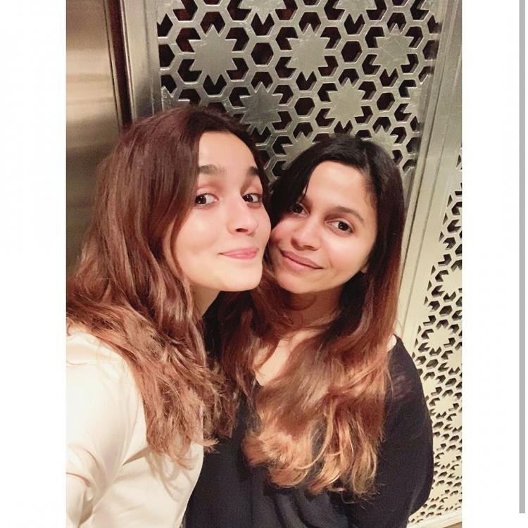 Alia Bhatt shares picture with sister Shaheen, says 'No one will ever be as entertained by us as US'