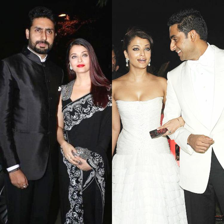 Couple style: 7 Times Abhishek Bachchan and Aishwarya Rai Bachchan wore matching outfits