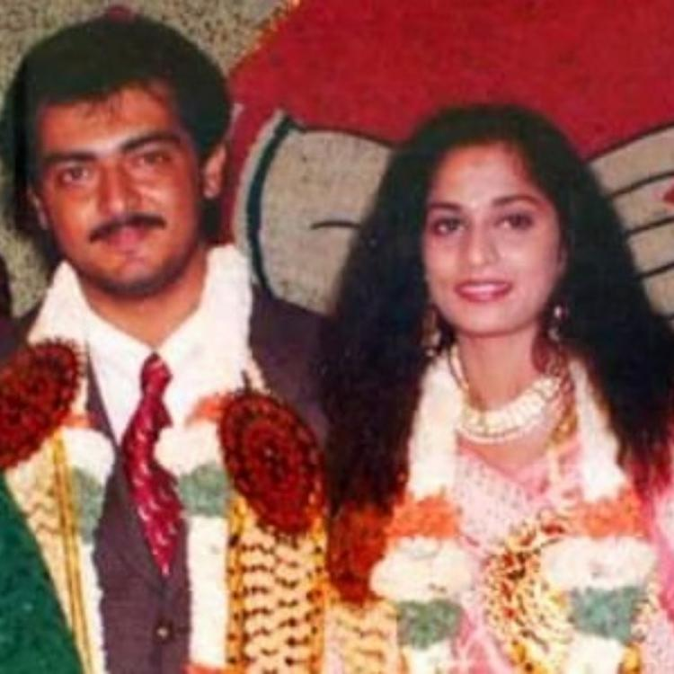 #HappyWeddingDayAjithShalini: Fans flood Twitter to wish the beloved couple on their 20th marriage anniversary