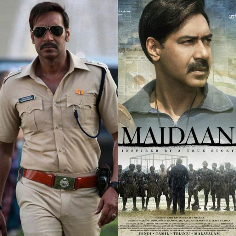 Ajay Devgn Upcoming Movies 2020: From Sooryavanshi to Maidaan, the actor has THESE releases this year