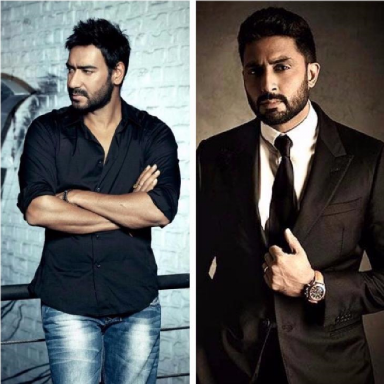 Ajay Devgn and Abhishek Bachchan to come together for a film after seven years of Bol Bachchan? Here's what we