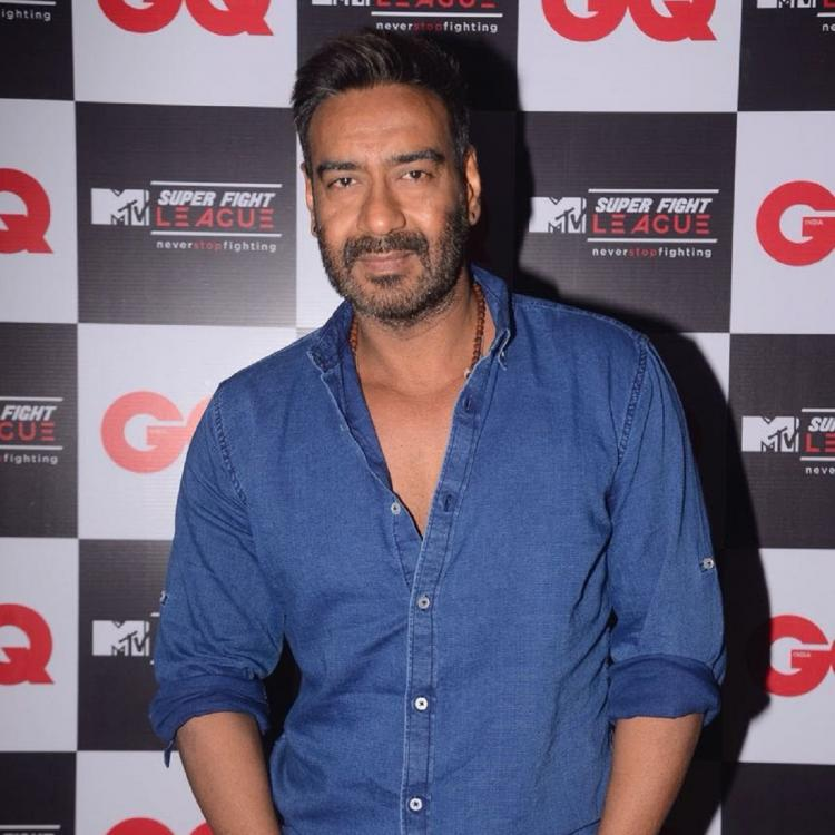 EXCLUSIVE: Ajay Devgn to announce his digital debut, Luther tomorrow