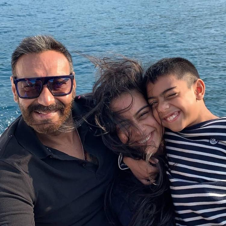 Ajay Devgn on Nysa and Yug being trolled: Initially it was difficult but now the kids also know what it is