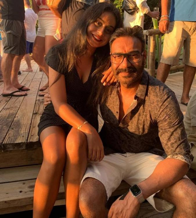 Ajay Devgn on Nysa being trolled: We don't pay heed to nonsensical comments made through fake identities