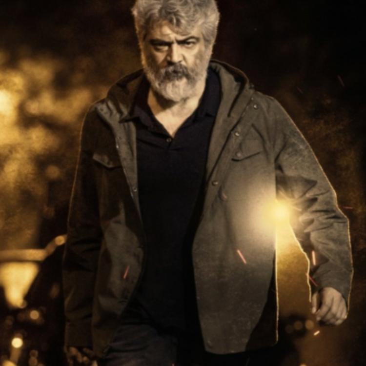 Nerkonda Paarvai: Ajith looks dashing in a NEW poster; HUGE announcement to be made today