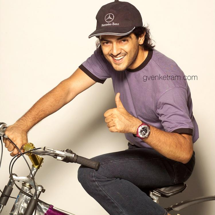 Ajith Kumar's throwback photoshoot snap from the early 2000s proves he is the most stylish star