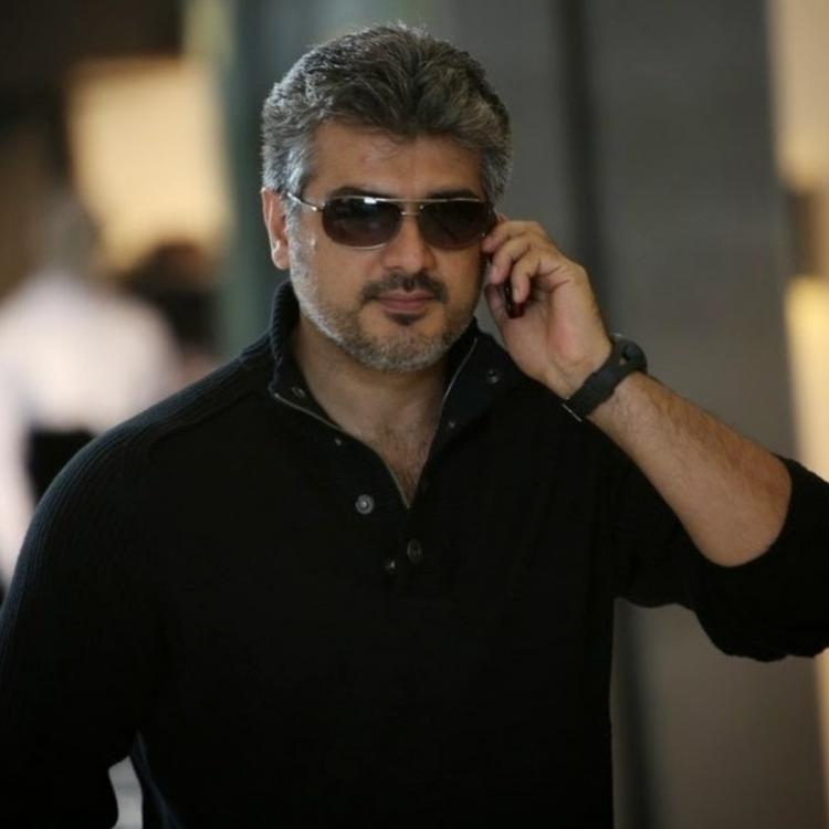 Thala Ajith to take a short break before joining the next shooting schedule of Valimai?