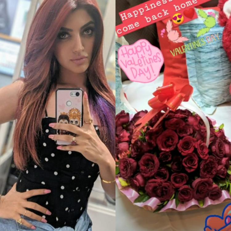 Bigg Boss 13: Akanksha Puri hints about her breakup with Paras Chhabra, receives roses on Valentine's Day