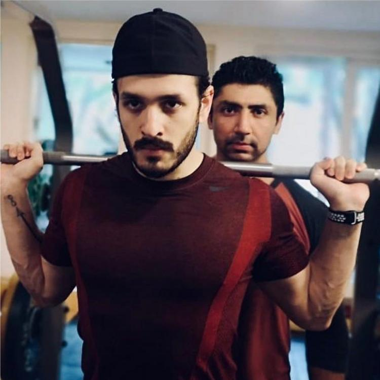 Akhil Akkineni goes through massive body transformation and his latest gym pics will make every woman swoon