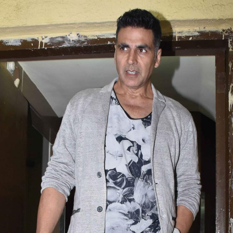 Akshay Kumar hails his fan group in Africa for helping people during the pandemic