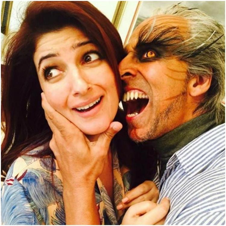 Akshay Kumar takes help from Pakshirajan to wish wife Twinkle Khanna on their wedding anniversary in a fun way