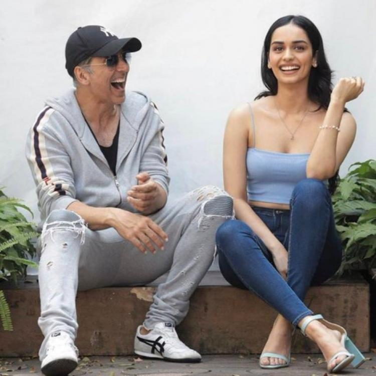 akshay kumar and manushi chhillar resume prithviraj shooting