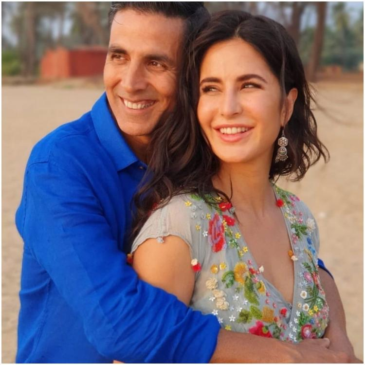 Akshay Kumar's experience of working with Katrina Kaif in Sooryavanshi DECODED in THIS BTS photo