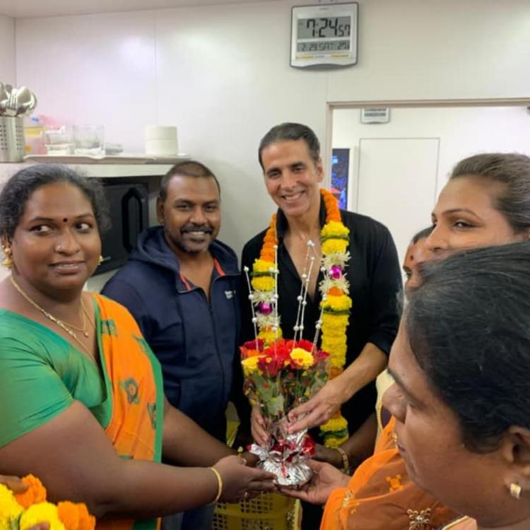 Akshay Kumar donates a WHOPPING Rs 1.5 crores to build the first transgender home in Chennai