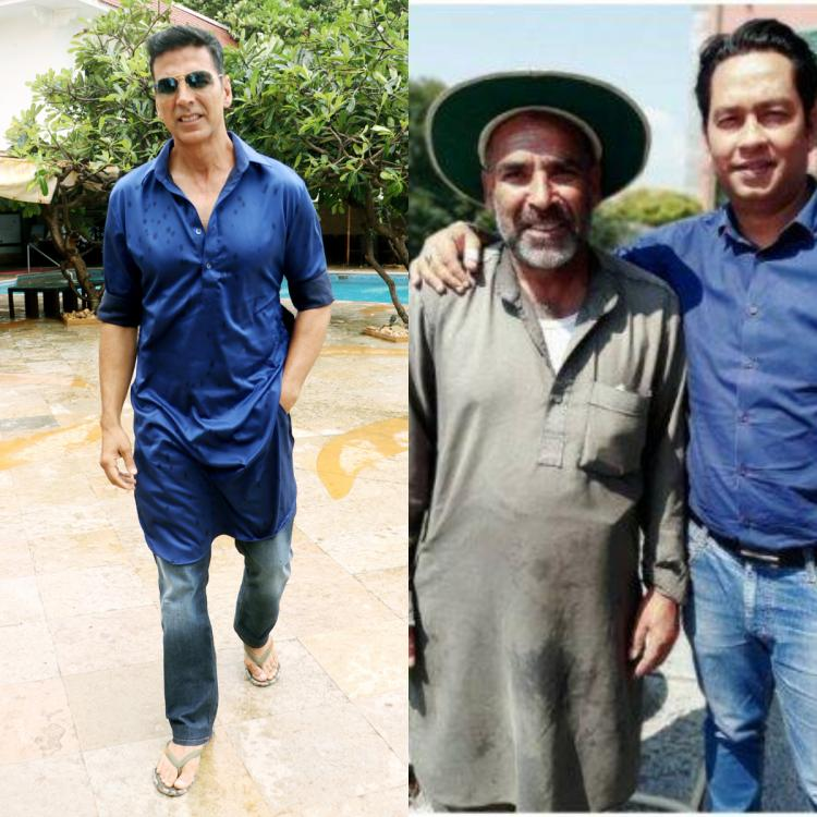 Akshay Kumar's uncanny resemblance to his lookalike from Kashmir has totally taken over the internet