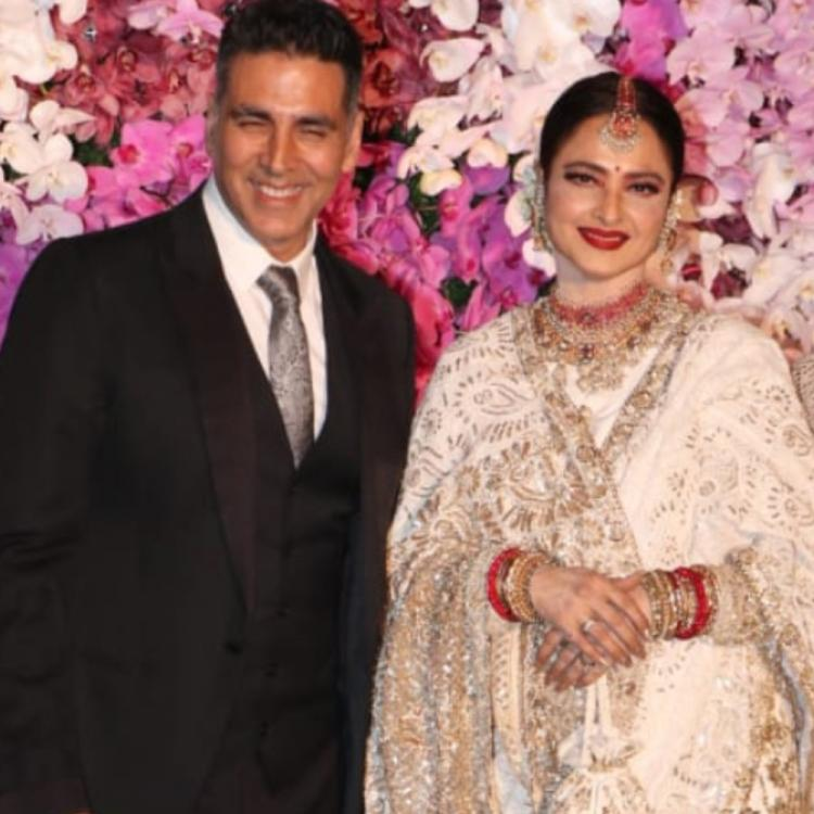 When Rekha tried getting close to Akshay Kumar despite knowing about his relationship with Raveena Tandon