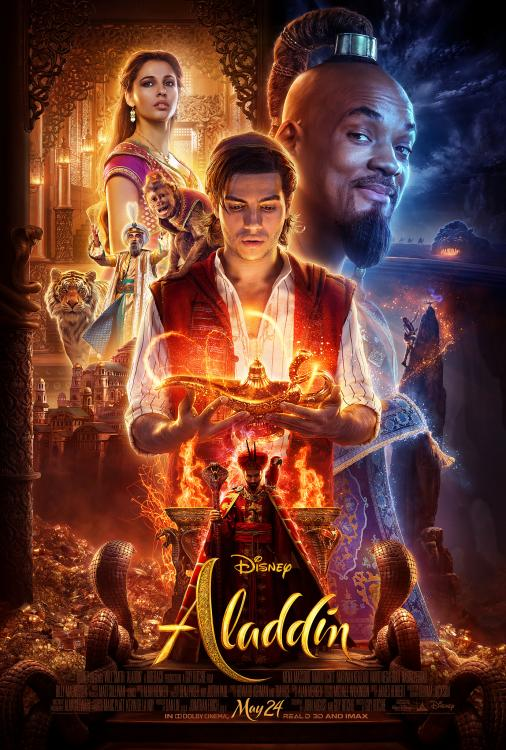 Actor Will Smith talks about how he asked director Guy Richie to add Bollywood touch in Disney's Aladdin