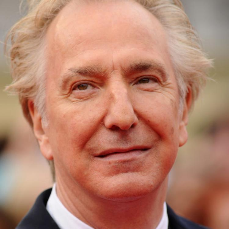 Alan Rickman: Diaries written by late actor to be published as a book in 2022