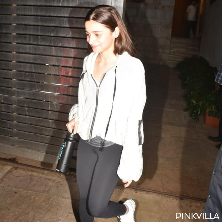 PHOTOS: Alia Bhatt keeps it easy breezy as she steps out of Zoya Akhtar's residence