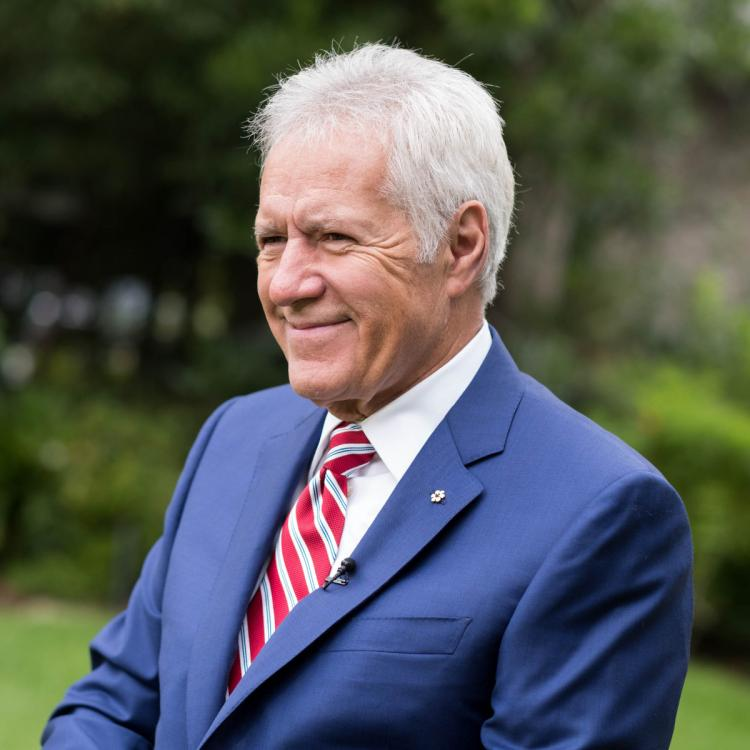 Alex Trebek donated 62 acres to fight climate change