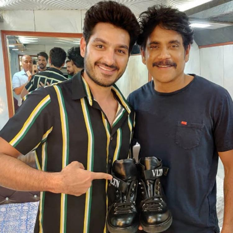 Bigg Boss Telugu 3 fame Ali Reza gets a special gift from host Nagarjuna and he can't stop gushing over it