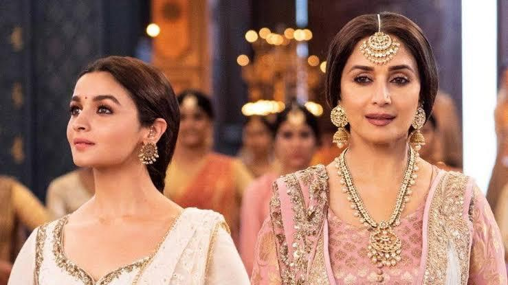 Alia Bhatt on Ghar More Pardesiya: I was initially intimidated by the idea of dancing with Madhuri Dixit
