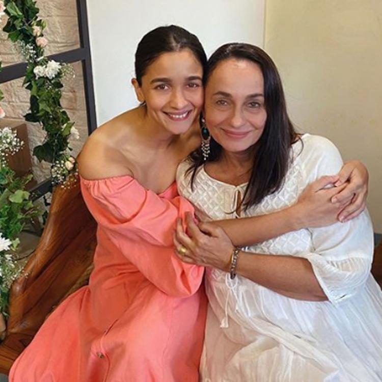 PICS: Alia Bhatt showers Soni Razdan with birthday love; Ranbir Kapoor, Riddhima Kapoor join the celebrations