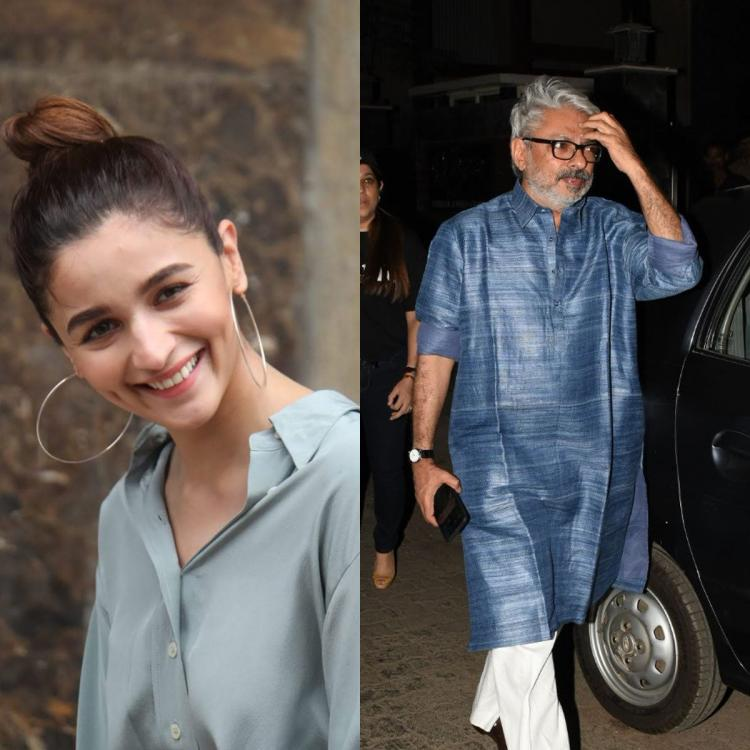 Alia wishes SLB on his birthday with Gangubai Kathiawadi teaser: Can't think of better way to celebrate you