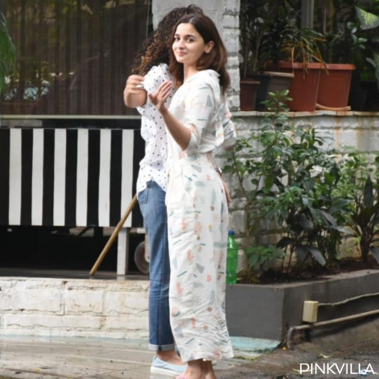 PHOTOS: Alia Bhatt flaunts a chic yet casual look as she steps out post a meeting on the weekend