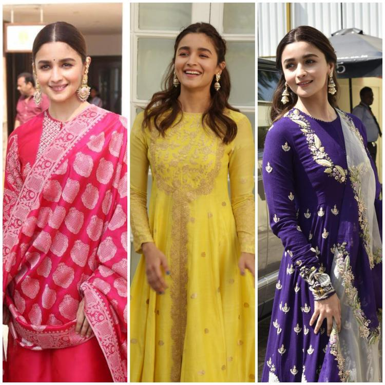 5 Ethnic suits from Alia Bhatt's wardrobe perfect for a summer wedding celebration